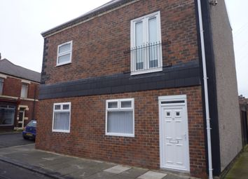 Thumbnail 1 bedroom flat to rent in Princess Louise Road, Blyth, Northumberland