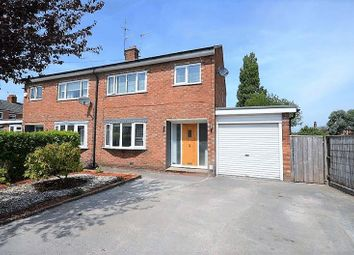 Thumbnail 3 bed semi-detached house for sale in 26 Slater Street, Macclesfield