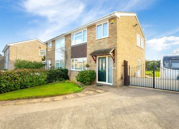 Thumbnail 3 bed semi-detached house for sale in Simmer Piece, Fenstanton, Huntingdon