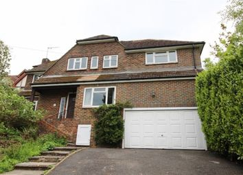 Thumbnail 5 bed detached house to rent in Garth Road, Sevenoaks