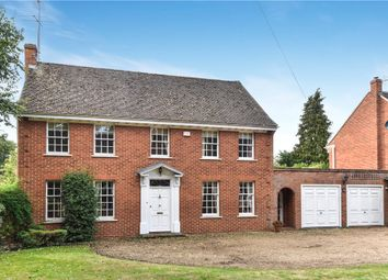 Thumbnail 4 bed detached house for sale in Windsor Road, Chobham, Woking, Surrey