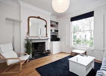 Thumbnail 3 bed flat to rent in Almorah Road, London