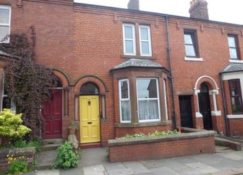 Thumbnail 3 bed terraced house to rent in Thornton Road, Stanwix, Carlisle