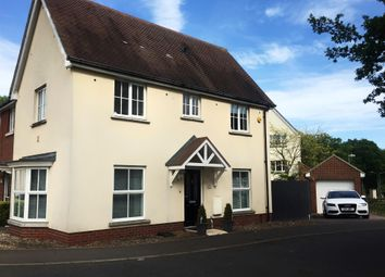Thumbnail 3 bed semi-detached house for sale in Weetmans Drive, Colchester