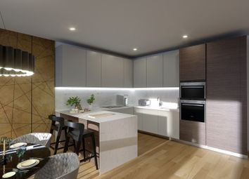 Thumbnail 1 bed flat for sale in Featherstone Street, London