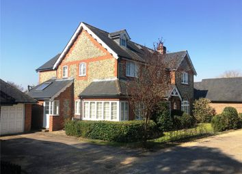 Thumbnail 5 bed detached house for sale in Southdowns, Old Alresford, Alresford