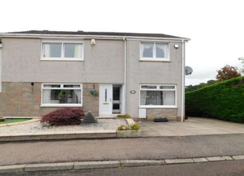Thumbnail 4 bed semi-detached house for sale in Cartland View, Lanark