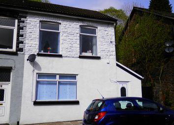 Thumbnail 3 bed property to rent in Ynyshir Road, Ynyshir, Rhondda Cynon Taff.