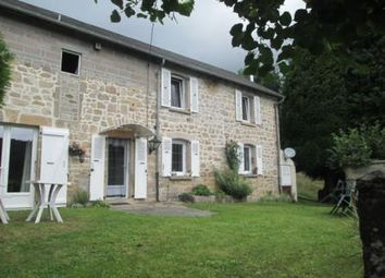 Thumbnail 2 bed farmhouse for sale in Nedde, Limousin, 87120, France