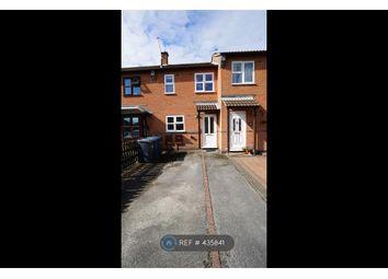 Thumbnail 2 bed terraced house to rent in Brendon Grove, Bingham, Nottingham