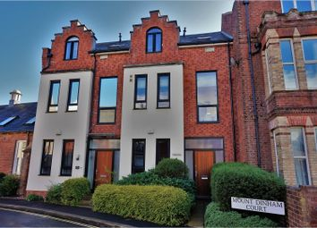 Thumbnail 3 bed terraced house for sale in Mount Dinham Court, Exeter