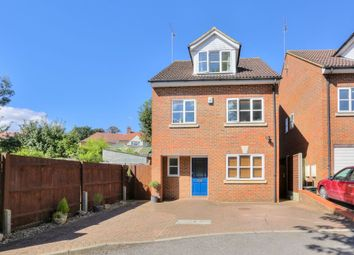 Thumbnail 4 bed detached house for sale in Waverley Road, St.Albans