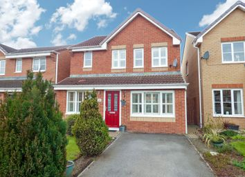 Thumbnail 3 bed detached house for sale in Grassholme Close, Consett