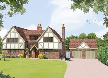 Thumbnail 4 bedroom detached house for sale in Beggar Hill, Fryerning, Ingatestone, Essex