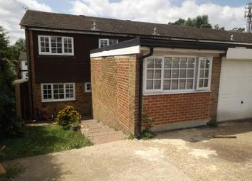 Thumbnail 4 bed semi-detached house for sale in Kimptons Mead, Potters Bar, Hertfordshire, United Kingdom
