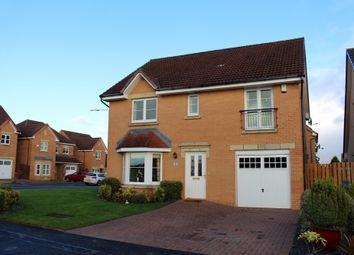 Thumbnail 4 bed detached house for sale in Sandpiper Gardens, Dunfermline