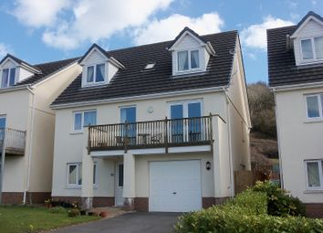 Thumbnail 4 bedroom detached house for sale in 39 Parc Y Ffynnon, Ferryside, Carmarthenshire.