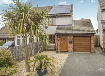 Thumbnail 2 bed semi-detached house for sale in Park Gwyn, St. Stephen, St. Austell