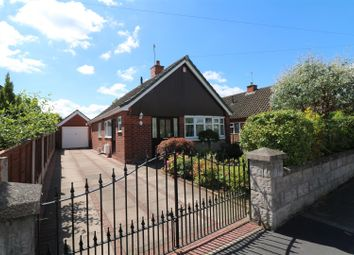 Thumbnail 2 bed detached bungalow for sale in Millfield Crescent, Milton, Stoke-On-Trent