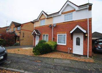 Thumbnail 2 bed semi-detached house to rent in Cunningham Close, Higham Ferrers, Rushden