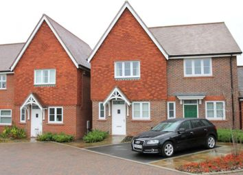 Thumbnail 2 bedroom semi-detached house to rent in Scholars Walk, Horsham