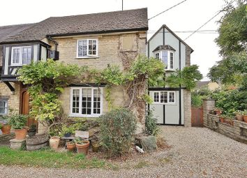Thumbnail 3 bed cottage for sale in Standlake, Weavers Cottage, Chapel Lane