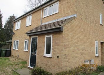 Thumbnail 2 bed flat to rent in Pakenham Close, Cambridge