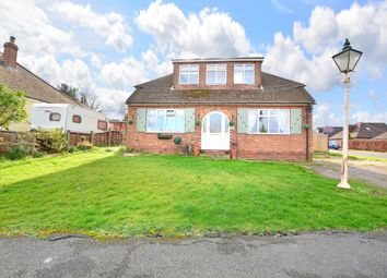 Thumbnail 4 bed detached house for sale in Christmas Pie Avenue, Normandy, Guildford
