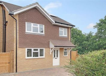 Thumbnail 4 bed detached house for sale in Thepps Close, South Nutfield, Redhill
