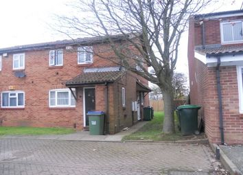 Thumbnail 1 bed flat to rent in Adams Close, Smethwick