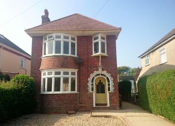 Thumbnail 3 bed detached house to rent in East Wyld Road, Weymouth