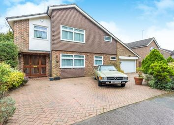 Thumbnail 5 bed detached house for sale in Birchmead, Watford, Hertfordshire, .