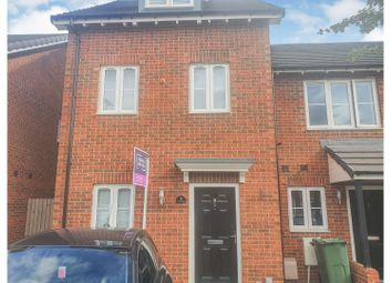 3 bed end terrace house for sale in Moore Way, Castleford WF10