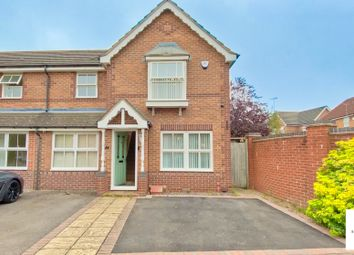 3 bed semi-detached house for sale in Hornbeam Close, Oadby LE2