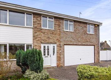 Thumbnail 5 bedroom semi-detached house for sale in St Helens Drive, Wick, Bristol