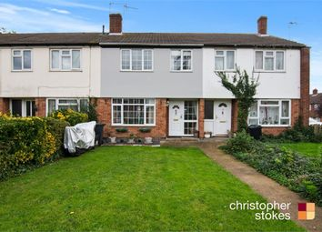 Thumbnail 3 bed terraced house for sale in Downfield Road, Cheshunt, Hertfordshire