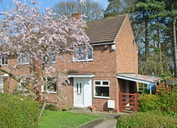 Thumbnail 3 bed semi-detached house to rent in Nursery Drive, York
