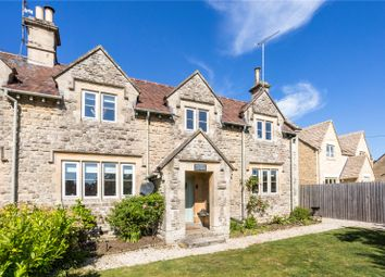 Thumbnail 3 bedroom end terrace house for sale in Windmill Road, Kemble, Cirencester
