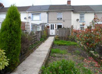 Thumbnail 2 bed terraced house to rent in Canal Terrace, Ystalyfera, Swansea