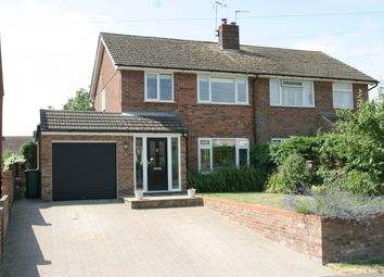 Thumbnail 3 bed detached house for sale in Ickford Road, Shabbington, Buckinghamshire
