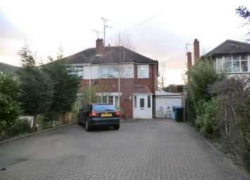 Thumbnail 4 bedroom terraced house to rent in Canley Road, Coventry
