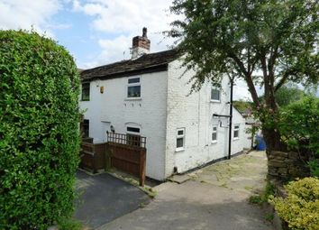 Thumbnail 1 bed end terrace house for sale in Lower Fold Cottage, High Lane, Stockport, Greater Manchester