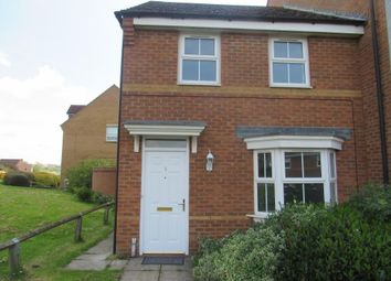 Thumbnail 3 bed property to rent in Gladiator Close, Wootton Fields, Northampton, Northamptonshire