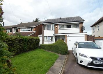 Thumbnail 4 bed detached house for sale in West Road, Spondon, Derby, Derbyshire