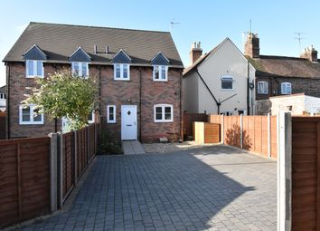 Thumbnail 2 bed semi-detached house for sale in Walkley Road, Tewkesbury