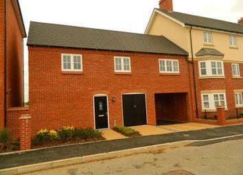 Thumbnail 2 bed terraced house to rent in Saxon Way, Great Denham, Biddenham, Beds