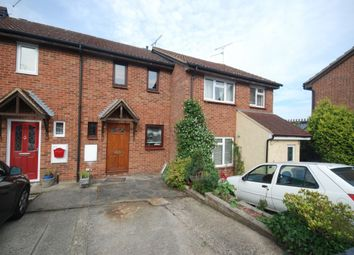 Thumbnail 2 bed terraced house for sale in Catherines Close, Great Leighs, Chelmsford