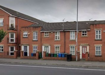 Thumbnail 2 bed terraced house to rent in Greenheys Lane West, Hulme, Manchester