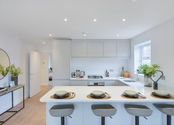 Thumbnail 2 bed flat for sale in Edgehill Road, Purley, London
