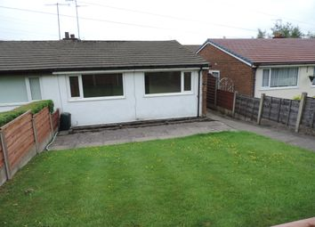 Thumbnail 2 bed semi-detached bungalow to rent in Victoria Way, Royton, Oldham